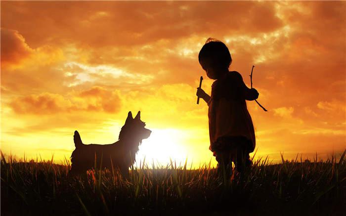 一个军人在夕阳下图片_夕阳西下唯美图片句子_唯美图片_悦读文网