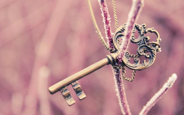 一串钥匙,就是一个家