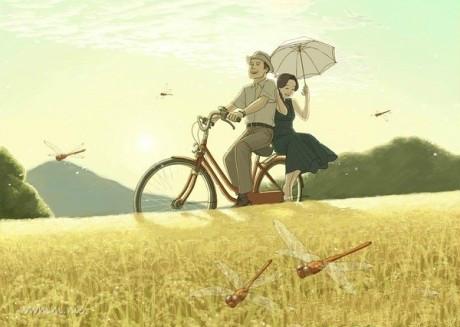 一叶心念,向秋雨