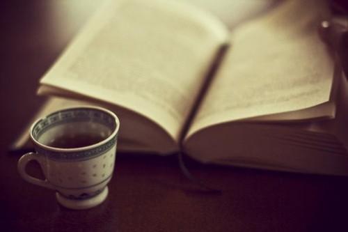 温暖心灵杯子 清新唯美图片