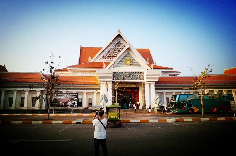 柬埔寨散記(之一(yi))